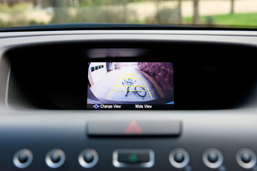 Rear-View Cameras Mandatory
